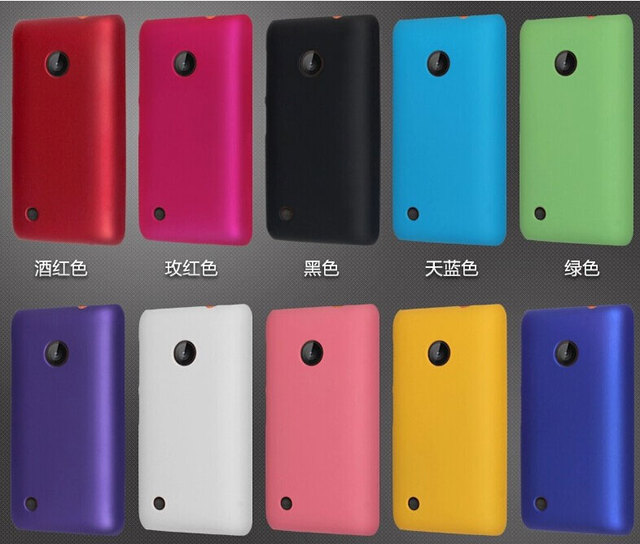 new styles 797d5 e7526 US $1.99 |For Nokia Lumia 530 case cover, Freeshiping New 2014 Hybrid Hard  Plastic Back case for Nokia Lumia 530 phone cases on Aliexpress.com | ...