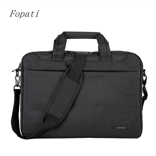 Laptop bag 17.3 17 15.6 14 12 inch Nylon airbag shoulder handbag 4