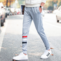 Men's slim fit  pants casual pants long pants for  teen spring and autumn trousers