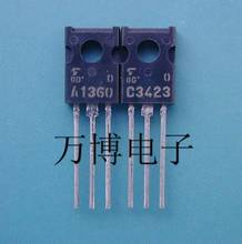 30pair2SA1360 2SC3423A1360/C3423 (O file japan original Audio electronics free shipping