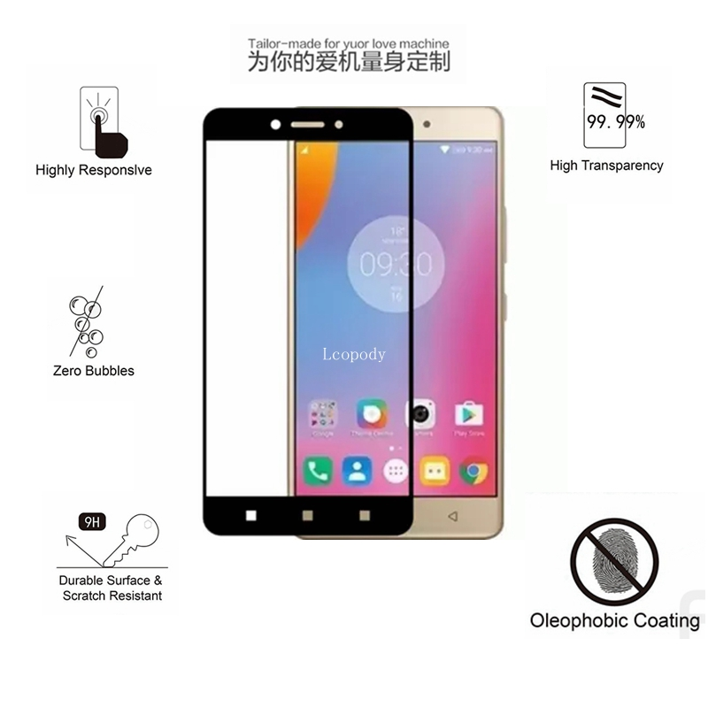 Worldwide delivery lenovo k6 glass screen protector in NaBaRa Online