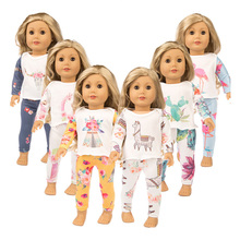 18 Inch Doll clothes Outfit-My Little Baby Accessories for 18''american/Life/Generation Doll-fashion toy clothes Girl Gift doll clothes accessories white down jacket fit 18 inch american girl doll clothes best gift for