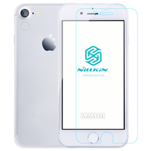 "NILLKIN Amazing H Tempered Glass For iPhone 7 Cover Screen Protector Scratch Proof Anti-burst Glass for iPhone7 4.7"" inches"