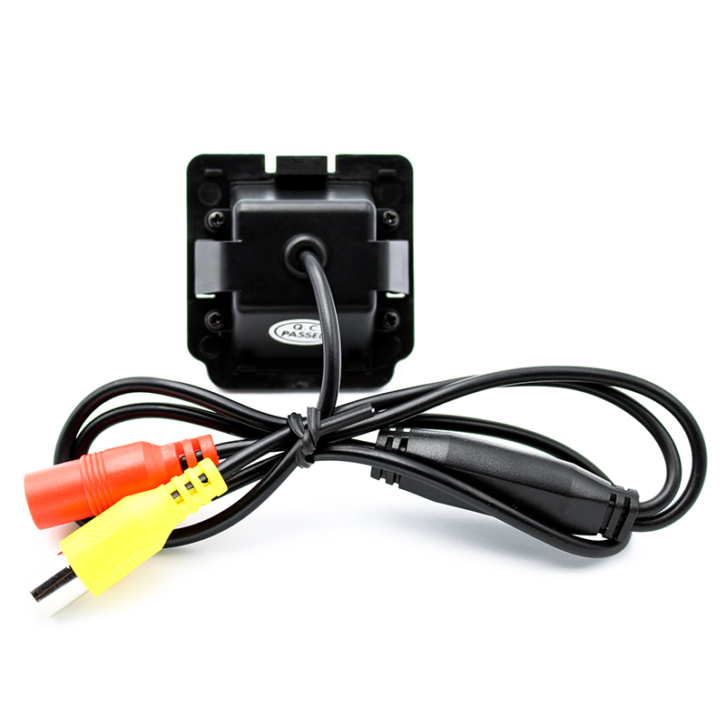 GreenYi Intelligent Dynamic Trajectory Tracks Parking Line Reverse Rearview Parking Camera For Mitsubishi Outlander 2007-2015 2