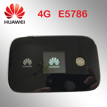 Unlocked New  HUAWEI E5786 E5786s-62a 4G LTE Advanced CAT6 300Mbps 4G Pocket WiFi Router PK E589 e5776 sierra 760s
