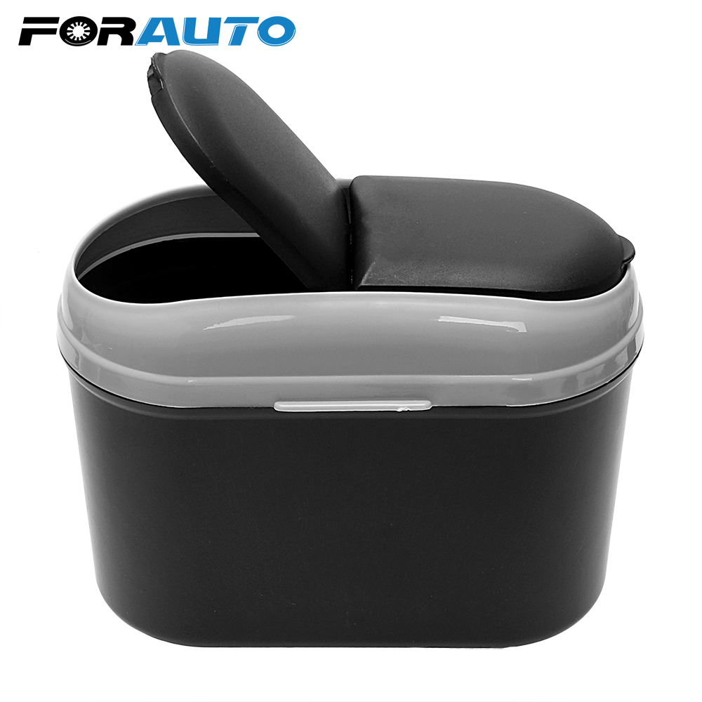 FORAUTO Car Trash Bin DustBin PP Auto Ru