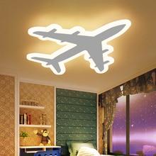 DIY Acryli Airplane LED Ceiling Light  Modern Kid Bedroom/Dinning  Ceiling lamp  decorative home indoor lighting