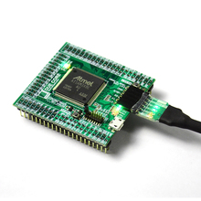 Due Core SAM3X8E 32 bites ARM Cortex-M3 Mini Modul Kompatibilis UC-2102 512K Flash 96K RAM 12bit ADC 12bit DAC 84MHz