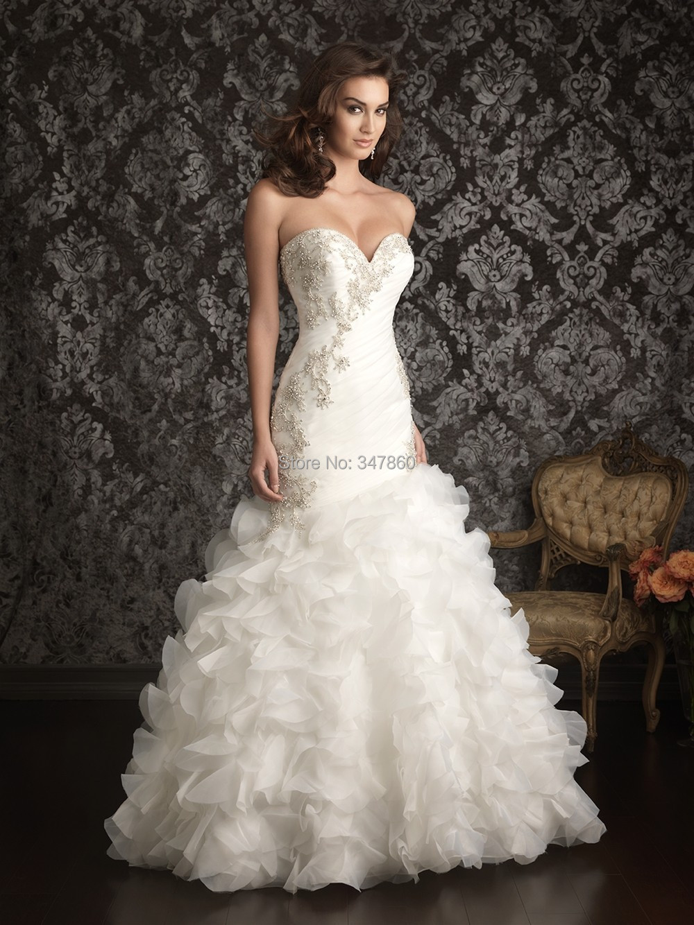 Popular Flowy Wedding Dresses-Buy Cheap Flowy Wedding Dresses lots ...