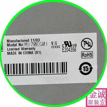 100% original new M170EG01 VG AUO original new VA/VB/VC/VD/VF/VH LCD screen