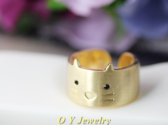 hello kitty wedding ring - Hello Kitty Wedding Ring