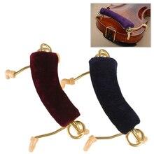 Astonvilla Komfortable Schulterstütze Spezialisiert für 1/2 Violine mit Metallfeder