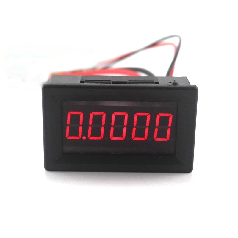 Digital Ampere Meter : Digits a dc ammeter digital amp meter ampere