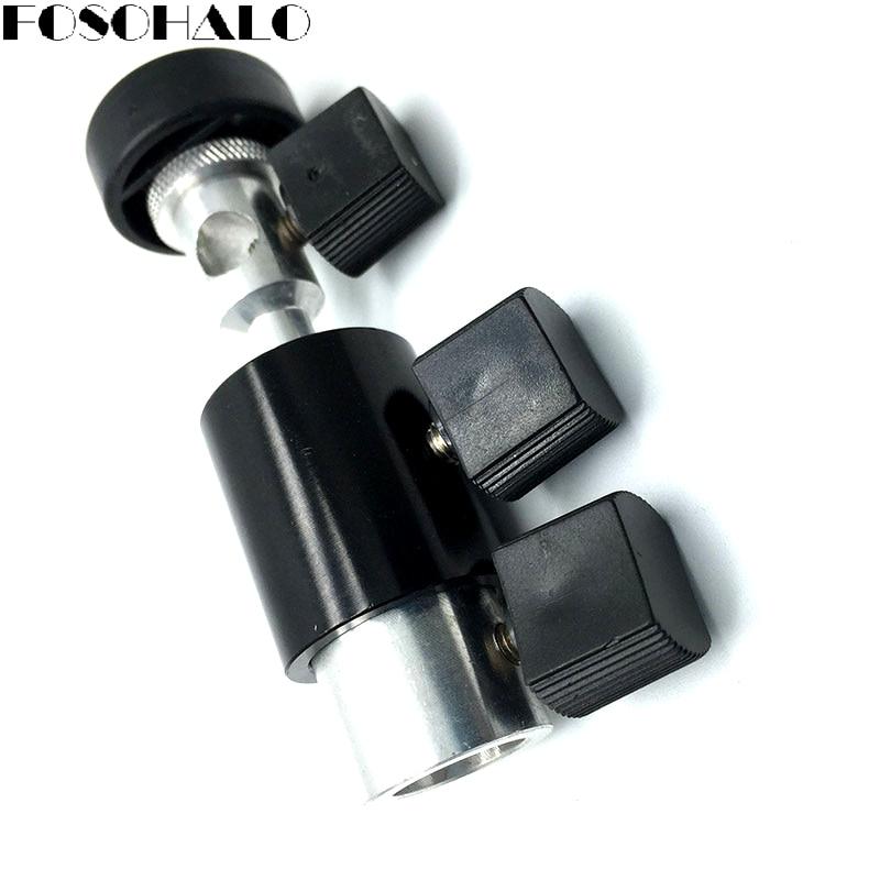 FOSOHALO 360 graden draaibare kogel Swivel Light Stand Flash beugel D - Camera en foto - Foto 2