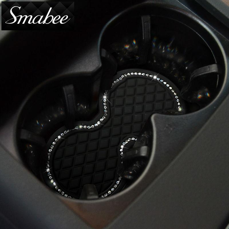 smabee Gate pad Mat pentru 2009-2016 Audi A4L Gate slot slot - Accesorii interioare auto
