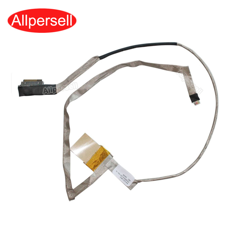 New LCD Video Cable For Toshiba L755 L755D L750 L750D Laptop Screen Cable DD0BLBLC000