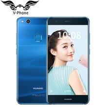"""Orijinal Huawei Nova Lite Telefon 5.2 """"4 GB RAM 64 GB ROM Cep Telefonu Kirin 658 Octa Çekirdekli FHD 1920X1080 P 4G LTE parmak izi KIMLIK Nova"""