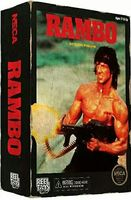 NECA Rambo First Blood PVC Classic 7inch Action Figure Collectible Model Toy