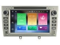 Octa 8 Core 2GB RAM 32GB ROM Android 6.0 CAR DVD GPS For PEUGEOT 408 2011-2013 308 navi DVR 3G AUTO DAB OBD car multimedia