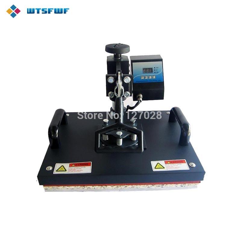Wtsfwf 30*38CM Swaying Away Heat Press Printer Shaking Head Heat Transfer Printer For Cases Tshirts Mouse Mat