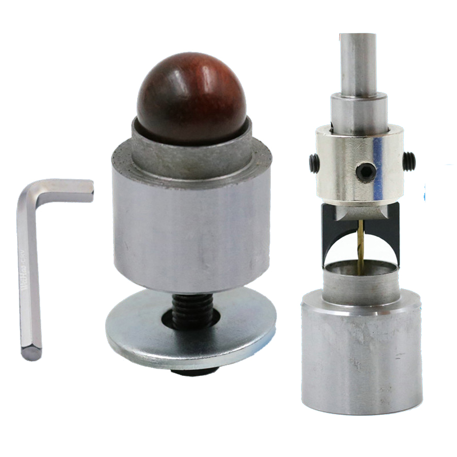 alloy fixed seat mould for ball knife diy woodworking tools wooden beads drill rosary bead ...