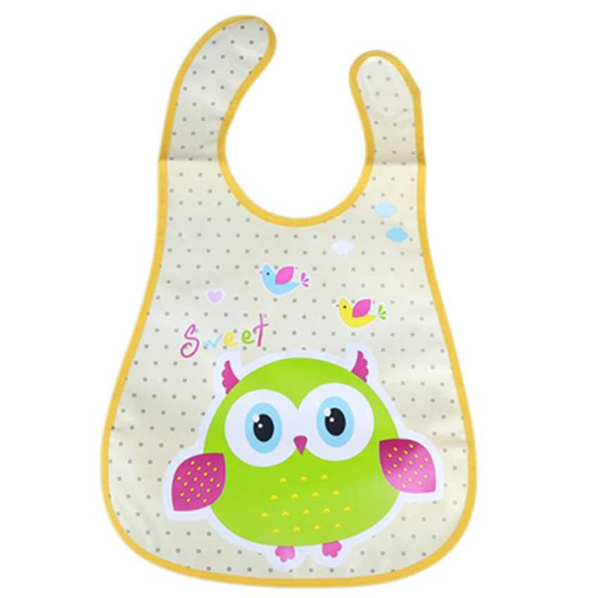 Bavoirs bébé imperméable dessin animé mignon bébé enfants bavoirs salive serviette alimentation déjeuner Bandana tablier bavoirs bavettes enfants accessoires