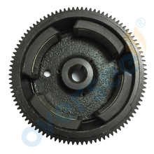 63V-85550-00 Electric Flywheel For Yamaha Outboard Engine 9.9HP 15HP ROTOR ASSEMBLY For Parsun