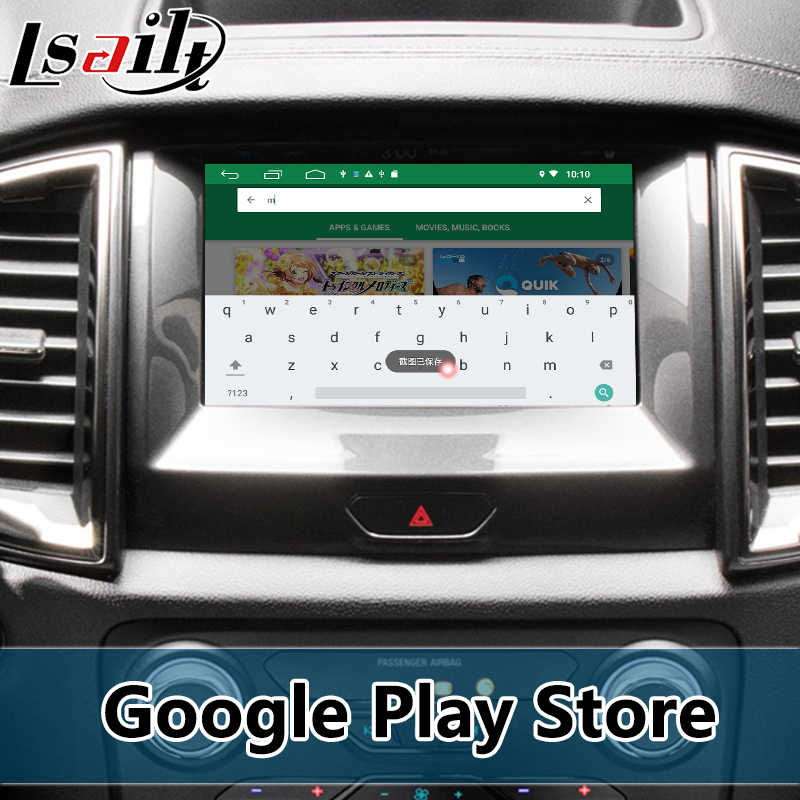 Android 6 0 GPS Navigation Interface for Ford Ranger SYNC 3 System 2016-2018