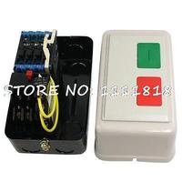 AC 220 V 2.1-3A 8HP Tre Phase Magnetic Starter Motor Start Stop Control
