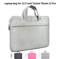Portable Notebook Soft Sleeve Laptop Bag Case for 12.2 Inch Teclast Tbook 12 Pro Tablet PC for Teclast Tbook 12 Pro bag