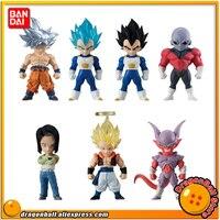 Dragon Ball SUPER BANDAI ADVERGE SHOKUGAN 06 Коллекция фигурка полный набор 7 шт. Goku Jiren Vegeta Android 17 Gogeta Janenba