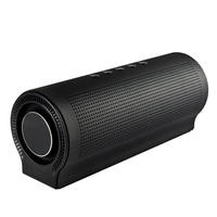 20W Bluetooth Speakers with Bass and 2 Subwoofers, Portable Wireless Speaker with SD Card Slot for Home Office Cell Phones