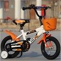 Детский велосипед  18 дюймов  высокая версия  детский велосипед для мальчиков и девочек 6 лет  горный велосипед  детский четырехколесный вело...