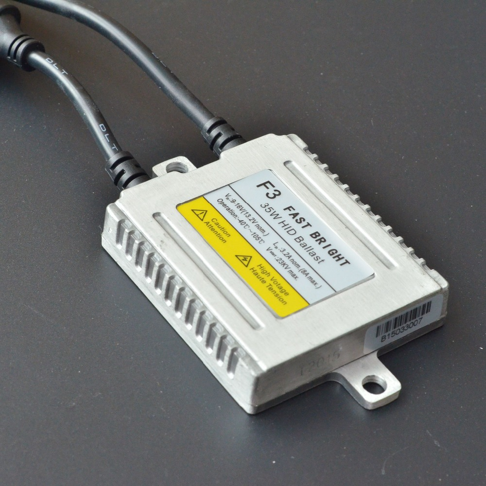 Car-styling FASTER THAN OEM BALLAST, HOT F3 35W F5 55W F7 70W FAST BRIGHT AC 35W DIGITAL HID XENON BALLAST, BRIGHT IN ONE SECOND цены