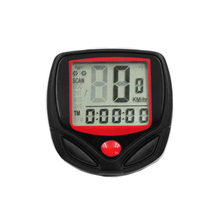Bicycle Computer Odometer Speedometer Easy Installation Large Display Multifunction Water Resistant Compatible Cycling Robust