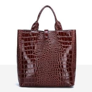Image 2 - DIINOVIVO Neue Mode Leder Taschen 3 Set Frauen Handtasche Luxus Große Kapazität Tote Bag Geldbörsen und Handtaschen Großhandel WHDV0892