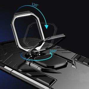 Image 4 - 高級防具耐衝撃ケース Huawei 社 honor 20 電話ケース Huawei 社 honor 20 プロシリコーンホルダーケース honor 20