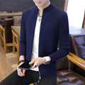 Herbst Pullover 2019 New Fashion Zipper Pullover und Marke Stricken Langarm Pullover Casual Kleidung Für Herren Pullover M-3XL Heißer verkauf