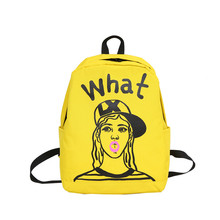Купить с кэшбэком Large Capacity Backpack Women Bag pack Preppy School Bags for Teenagers Female Travel Bags Girls Women Backpack mochila mujer
