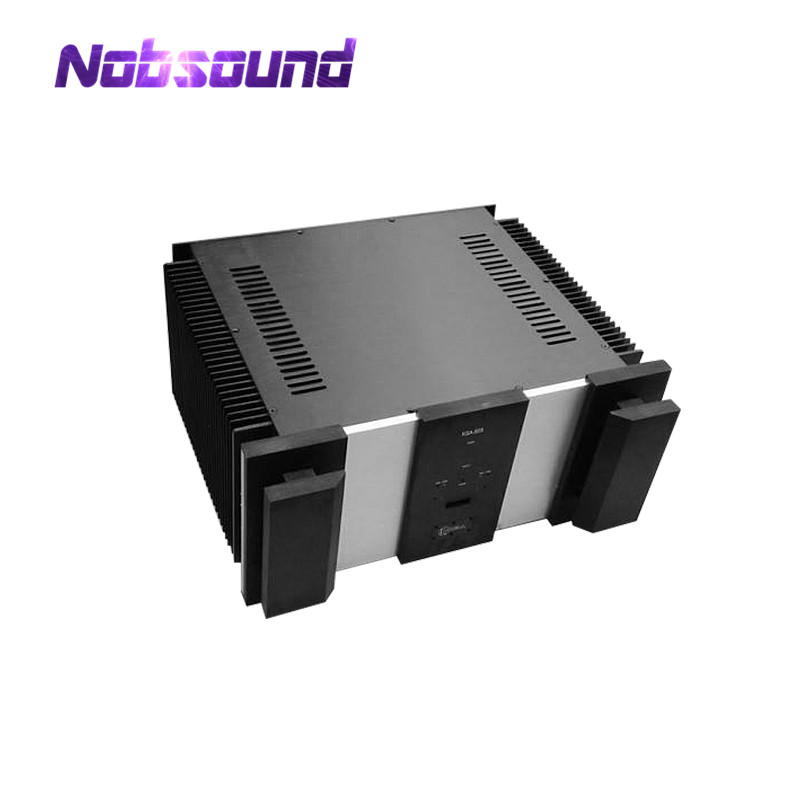 nobsound high end big class a power amplifier chassis. Black Bedroom Furniture Sets. Home Design Ideas