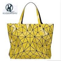 78ce6bc1474a4 Torba kobieca gorąca sprzedaż Bao kobiet torba na ramię nowy luksusowe  torebki s projektant geometria Hologram z górnym uchwytem. BaoBao Women Bag  Hot Sale ...
