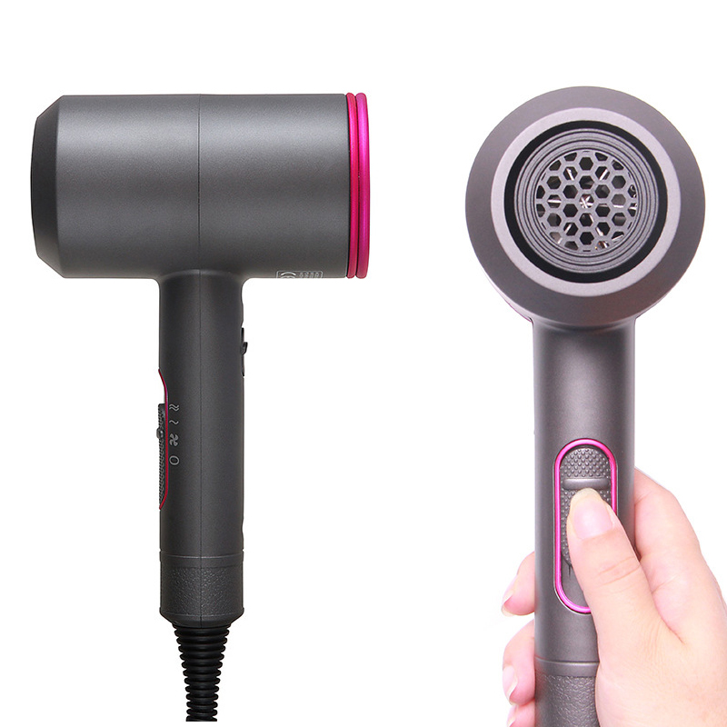 2019 NEW Hair Dryer 2000W 110V 220V Hairdryer Hair Blow Dryer Fast Straight Hot Cold Air