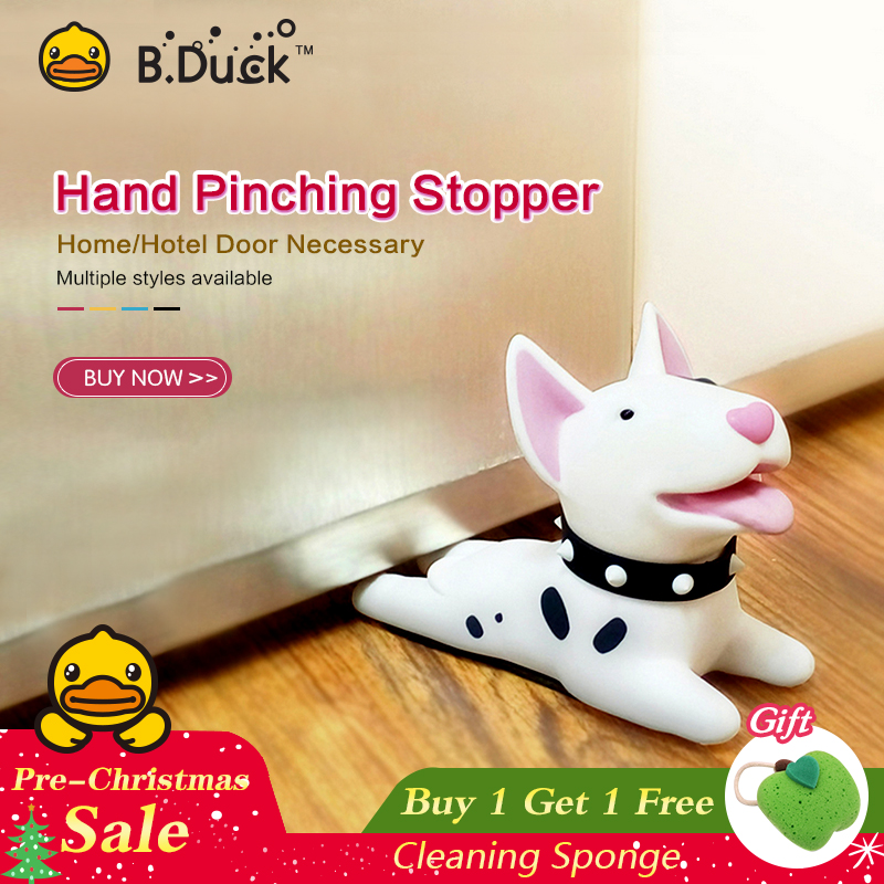 1pc-b-duck-dog-figure-door-stopper-cute-cartoon-door-stop-holder-hard-pvc-doorstop-animal-shape-door-wedge-dodger-christmas-gift