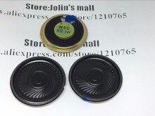 Haut-parleur à membrane étanche pour interphone, diamètre 40mm, 1W, 8 ohm