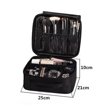 HMUNII Brand Women Cosmetic Bag  1