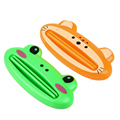 1Pcs random color Brand New Cartoon Easy Squeezer Toothpaste Tube Dispenser Rolling Holder