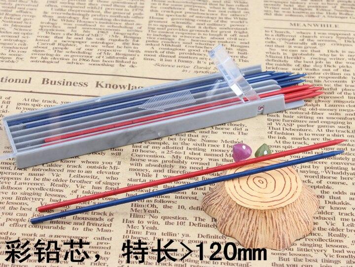 2mm lápis grosso chumbo colorido desenho automático