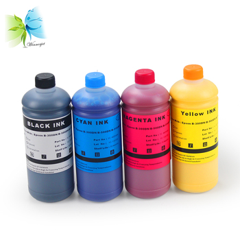 Winnerjet 4 Color x 1000ml/bottle Pigment ink for Epson stylus pro B-300dn B-500dn B-310dn B-510dn printer