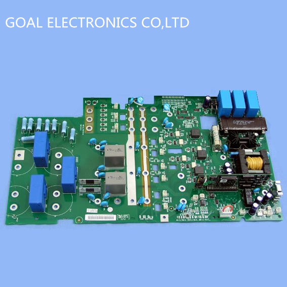 ACS800-0075 - KW power driver board RINT-5521C teardown inverter accessories teardown rint 6411c drive webmaster board acs800 series inverter 690 660v power board