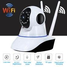 1080 P IP камера 360 градусов Wi-Fi камера видеонаблюдения камеры скрытого видеонаблюдения 2MP двухстороннее аудио безопасности камеры SD Card ИК Ночное Видение